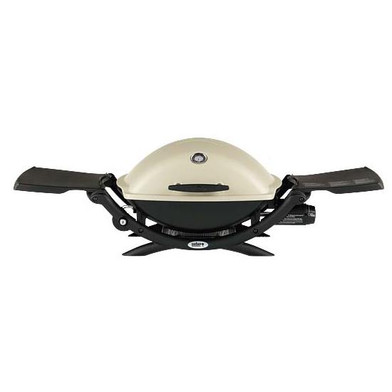 ウェーバー ガスグリル Q2200 LP 54060008 【メイチョー】加熱調理器