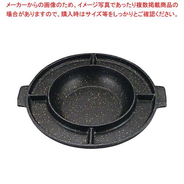 ダッカルビ鍋 四ツ切 92986184 5-1005-1 【メイチョー】卓上鍋・焼物用品