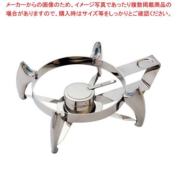 スマートチューフィング 固形燃料用スタンド M 11260 【メイチョー】ビュッフェ関連