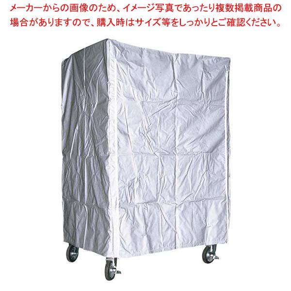 カゴ車用防塵カバー(カゴ車850×650用)RC-P-3 グレー 【メイチョー】カート・台車