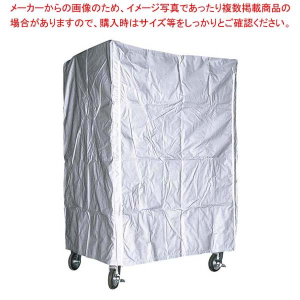 カゴ車用防塵カバー(カゴ車1100×800用)RC-P-5 グレー 【メイチョー】カート・台車