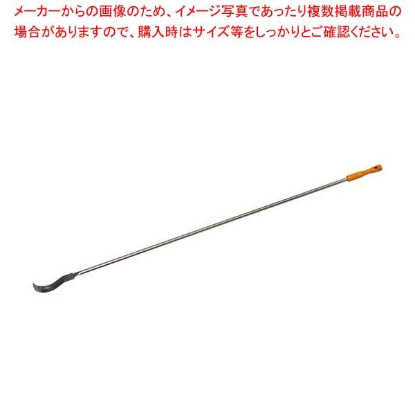 ピアッツァ 18-10 灰取り棒 230700 【メイチョー】ピザ・パスタ
