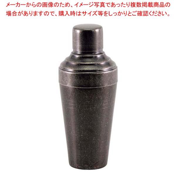 レトロ 18-8 カクテルシェーカー 410cc シルバー 【メイチョー】グラス・酒器