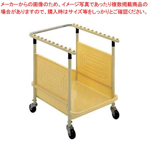 ダストカー キャスター付 1X581P GF36 【メイチョー】カート・台車