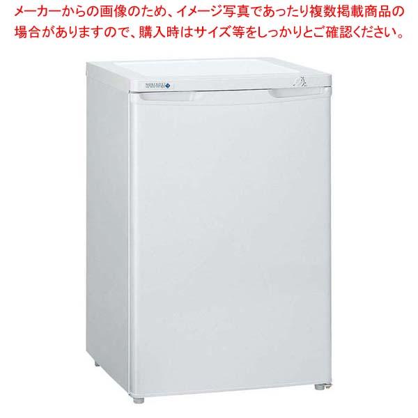 アップライトフリーザー ノーフロスト FFU85R 【メイチョー】冷温機器