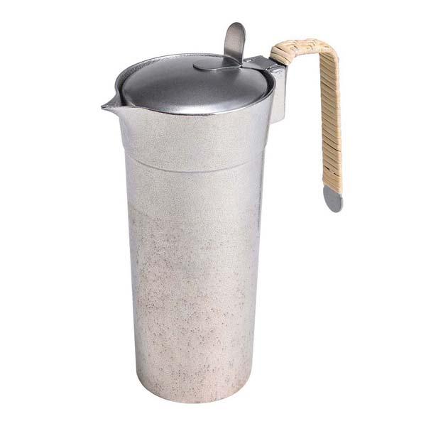 蓋付錫チロリ 匠 1.5合 【メイチョー】加熱調理器