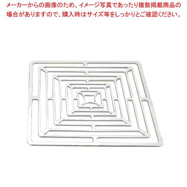 能作 錫 KAGO スクエア L 501400 【メイチョー】和・洋・中 食器