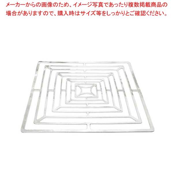 能作 錫 KAGO スクエア LL 501404 【メイチョー】和・洋・中 食器