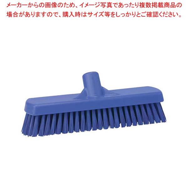 ヴァイカン デッキブラシ ハードタイプ 70608 パープル 【メイチョー】清掃・衛生用品