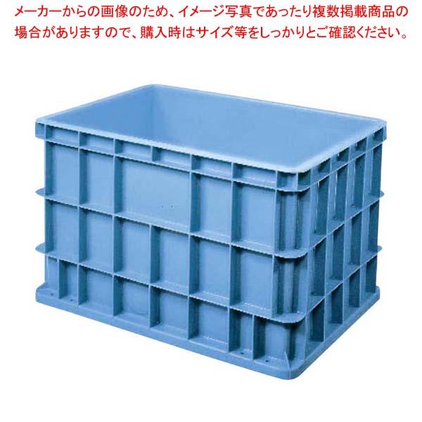 セキスイ ボックスコンテナー S-200 ブルー 【メイチョー】運搬・ケータリング