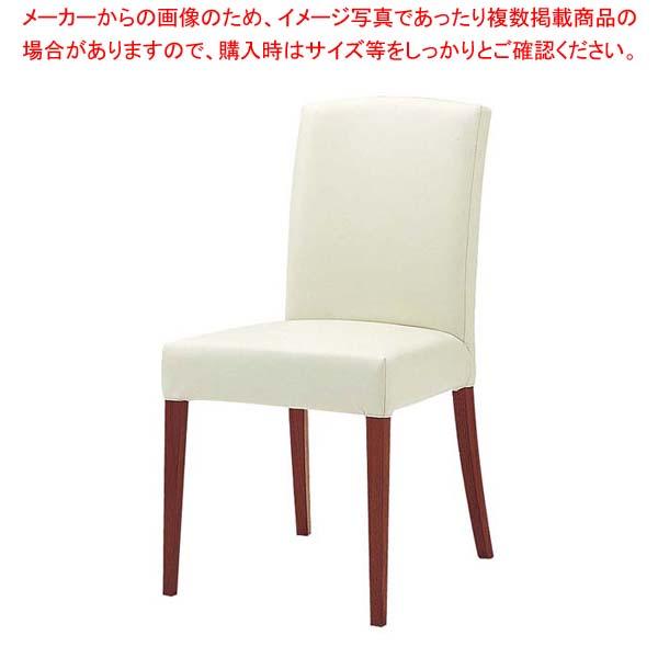木製チェア SCW-4008・DB 【メイチョー】店舗備品・インテリア