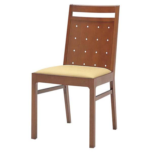 木製チェア SCW-4011・MB 【メイチョー】店舗備品・インテリア