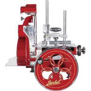 ベルケル ヴォラーノ B300 フライホイール式ハムスライサー 【メイチョー】調理機械(下ごしらえ)