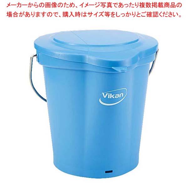 ヴァイカン ハイジーンバケット 20L 本体 5692 ブルー 【メイチョー】清掃・衛生用品