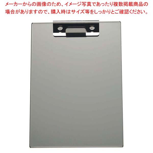 日本製 eb-3006510 ステンレスクリップボード SCB-A3 メイチョー ディスカウント 縦