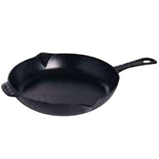 『 フライパン 』ストウブ ビュッフェスキレット 26cm 40510-617 黒