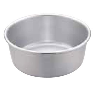 【まとめ買い10個セット品】アルマイト ニュー洗桶 33cm 【メイチョー】