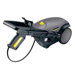 ケルヒャー 業務用 冷水高圧洗浄機 HD 605 60Hz グレー メイチョー