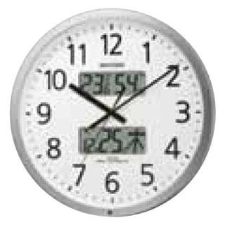 電波時計 プログラムカレンダー403SR 4FN403SR19 メイチョー