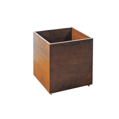 木製多段テーブル用下部収納BOX 小 【メイチョー】