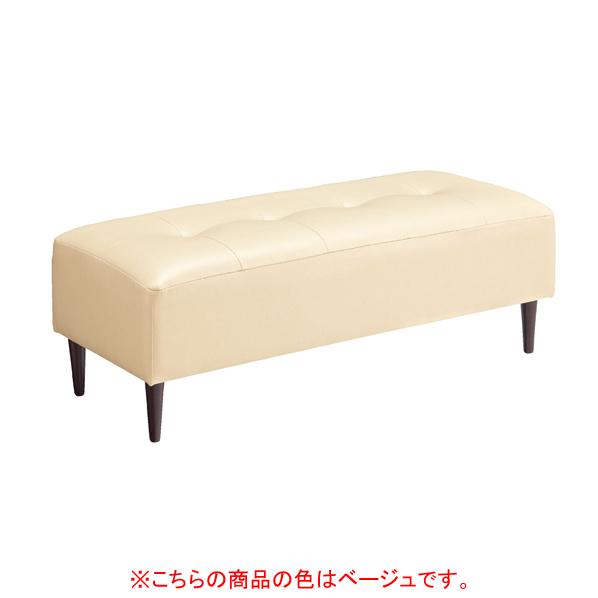 バギーベンチ W120cm モケット ベージュ 【メイチョー】