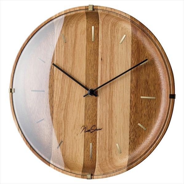 壁掛け時計 ウ゛ァーグ 1台 【メイチョー】