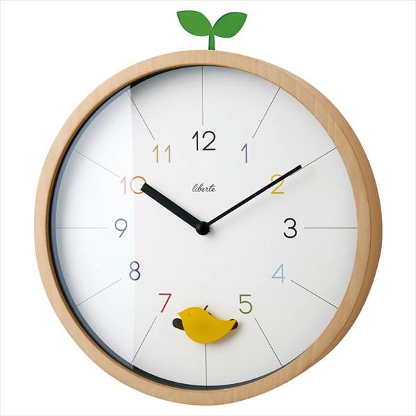 壁掛け時計 ドロッセル 1台 【メイチョー】