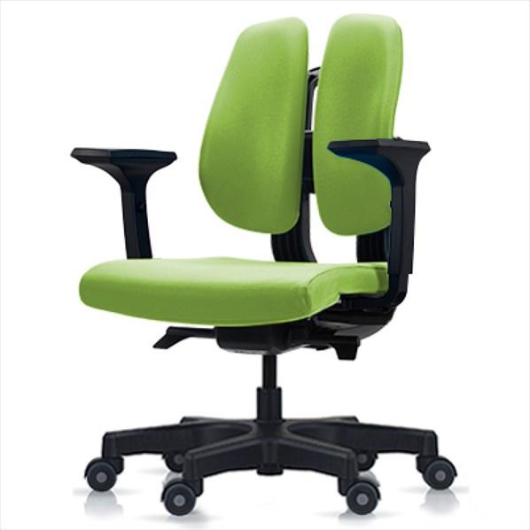 オフィスチェア D150 GREEN 1台 【メイチョー】