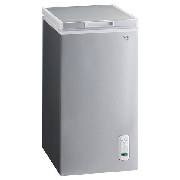 チェスト型 直冷式冷凍庫 60L 1台 【メイチョー】