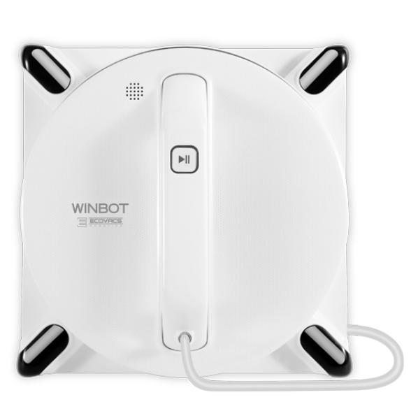 窓用ロボット掃除機 窓用ロボットクリーナー WIナチュラルブラウンOT950 【メイチョー】