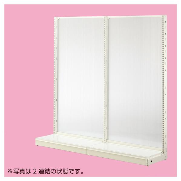 KZ片面ホワイトポリカパネルW120×H180 本体 【メイチョー】