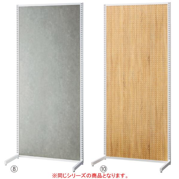 【まとめ買い10個セット品】 SF90壁面タイプ ホワイト有孔パネル付き 本体 1台 【メイチョー】