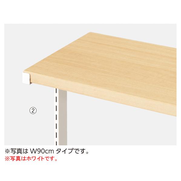 【まとめ買い10個セット品】 SF120両面タイプ用 ブラック 木天板 エクリュ 【メイチョー】