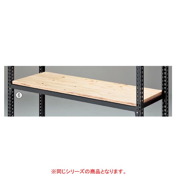 【まとめ買い10個セット品】 ストレージシェルフ W120cm ブラック用 【メイチョー】
