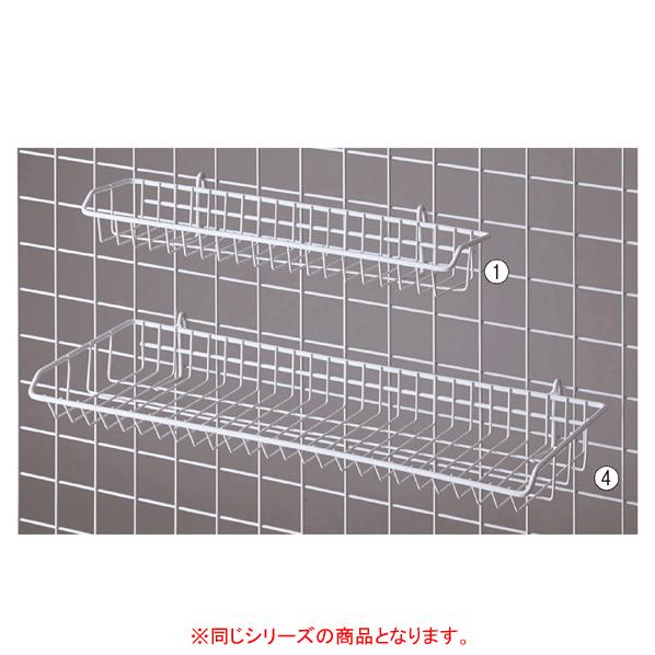 【まとめ買い10個セット品】 ネット用網棚 白 W42×D20cm 【メイチョー】