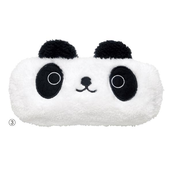 【まとめ買い10個セット品】 ポップアニマルペンケース パンダ 10枚 【メイチョー】