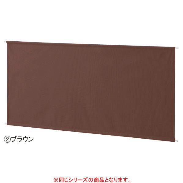【まとめ買い10個セット品】 中折ワゴン用テント扉 ブラウン W900 【メイチョー】