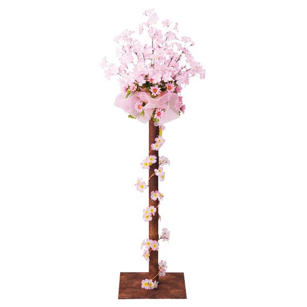 【まとめ買い10個セット品】 桜スタンド1台 【新入学 飾り イベント 装飾】 【メイチョー】