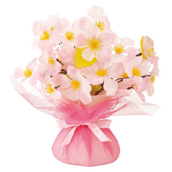 【まとめ買い10個セット品】 桜ラップ6個 【桜 サクラ さくら 春 飾り イベント 装飾】 【メイチョー】