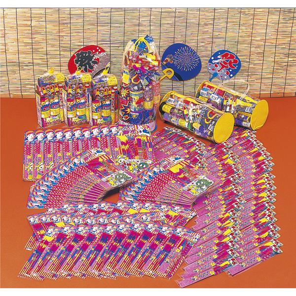 【まとめ買い10個セット品】 納涼花火大会120人用1セット 【メイチョー】