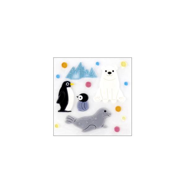 【まとめ買い10個セット品】 ジェルジェムバッグ ペンギン1セット 【メイチョー】