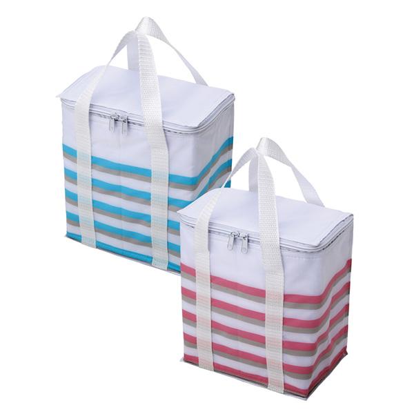 【まとめ買い10個セット品】 保冷温バッグ60個 【メイチョー】