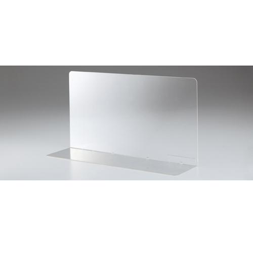 【まとめ買い10個セット品】 アクリル製仕切板板(10枚組) 44×5×10cm 10枚【店舗什器 小物 ディスプレー 店舗備品】