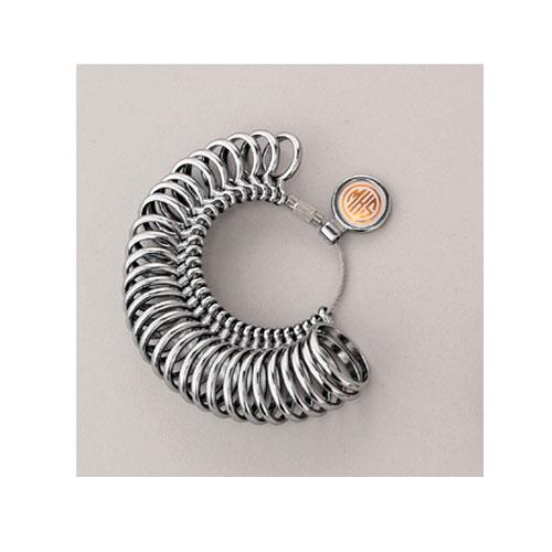 【まとめ買い10個セット品】 リングゲージ 大【指輪 リング 計測 ゲージ】