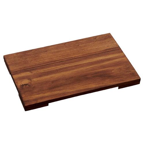 【まとめ買い10個セット品】 木製ステージ アンティーク調 ブラウン W31cm【ディスプレイ用品 店舗什器 小物 ディスプレイ アクセサリーディスプレイ ジュエリーディスプレイ ショーケース 展示用品 業務用】