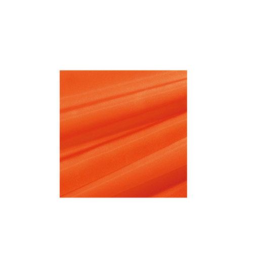 【まとめ買い10個セット品】 サテンシート オレンジ 【メーカー直送/代金引換決済不可】店舗什器 ディスプレー マネキン 装飾品 販促用品 ハンガー ラッピング