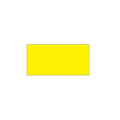 【まとめ買い10個セット品】 サトーラベラーUNO用シール 黄無地 5巻【店舗什器 スーパー 値札 賞味期限など印字 消耗品 店舗備品】