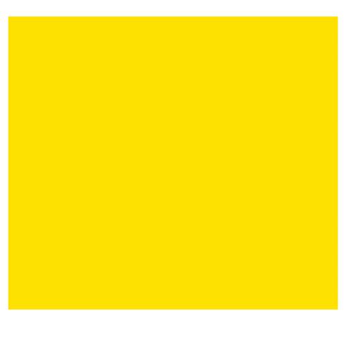 【まとめ買い10個セット品】 サトー2段ラベラー 小印字用シール 黄無地(強粘) 10巻【店舗什器 スーパー 値札 賞味期限など印字 消耗品 店舗備品】