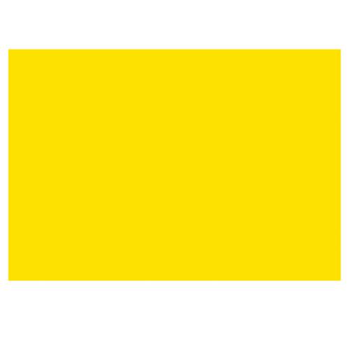 【まとめ買い10個セット品】 ハンドラベラー デュオベラ-220用シール黄無地 10巻 値付け【販促用品 ディスプレー ハンドラベラー 値札 値付け こづち シール 印字 店舗 セール 広告 商品 業務用】
