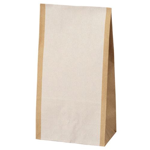 【まとめ買い10個セット品】 シンプルクオリティ 角底紙袋 15×9×28 1000枚【店舗備品 包装紙 ラッピング 袋 ディスプレー店舗】